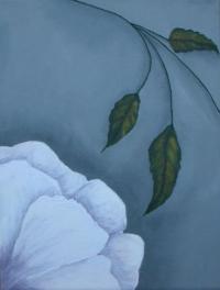 <h5>Titel: Blomst</h5><p>Malet på lærred : 30x40</p>