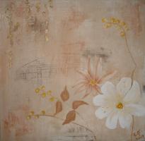 <h5>Titel: Blomst-2.</h5><p>Malet på lærred : 50x50</p>
